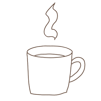Cup (line drawing)