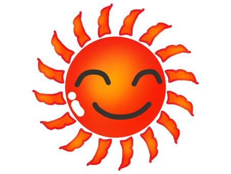 Smile the sun 6