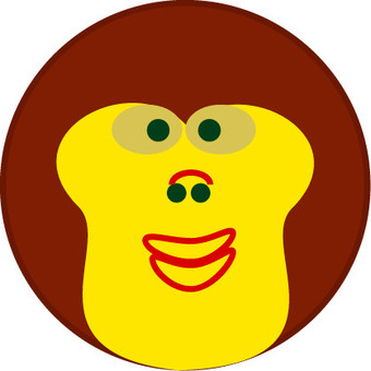 Monkey face 2