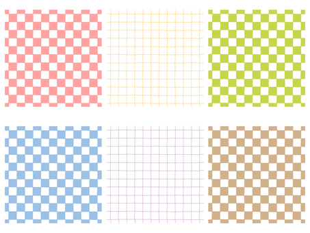 Checker pattern 5