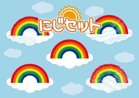 Rainbow Set 01