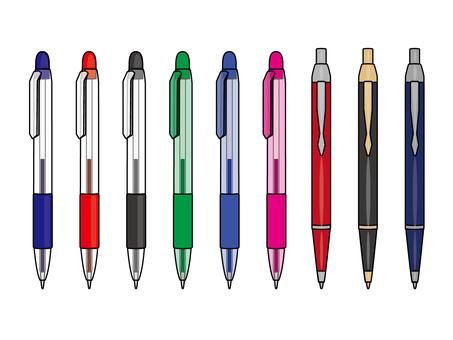 Ballpoint pen a