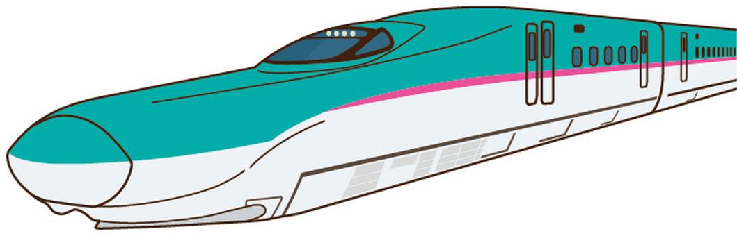 Tohoku Shinkansen E5 series Hayabusa