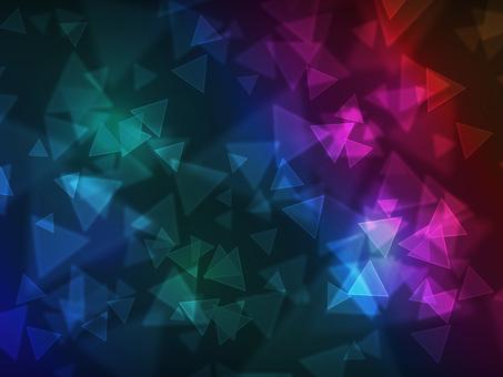 Triangle light · dark rainbow