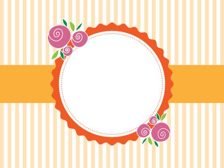 Message card _ flower 3