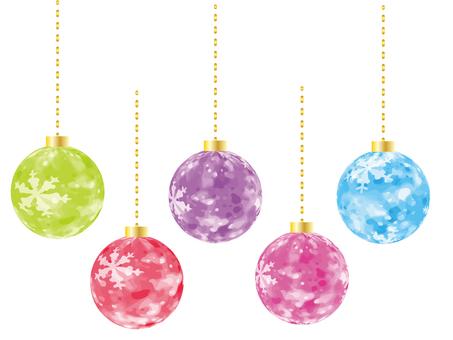 Ornament (snowball)