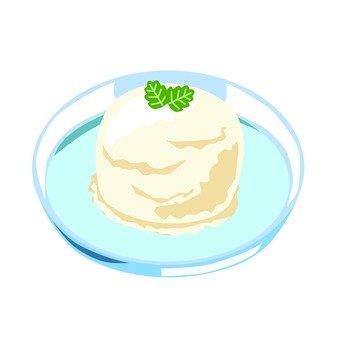 Ice cream_ vanilla