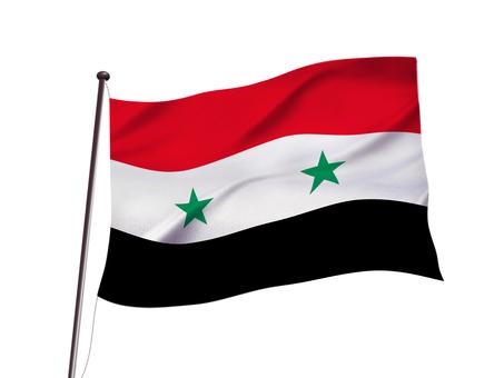 Syria flag image