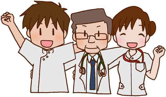 【Rehabilitation】 team medicine