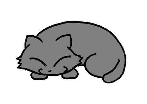고양이 (간단)