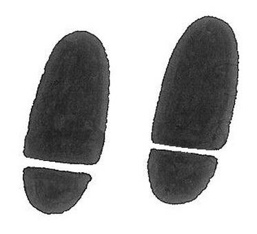 Footprint footprint footprint