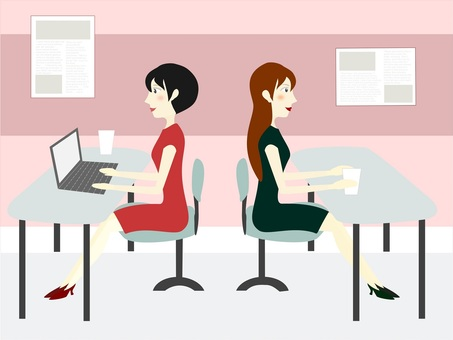 工作婦女的休息時間