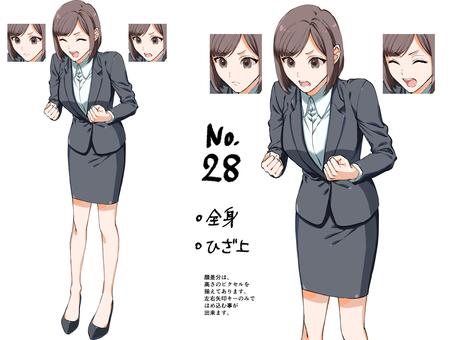 OL山田さん28