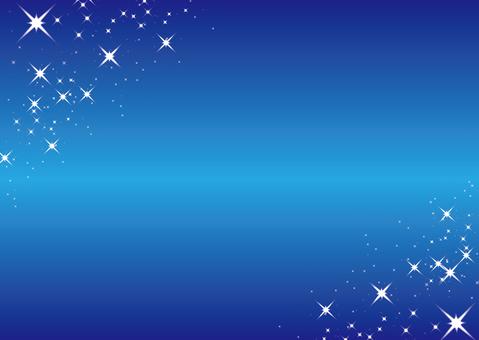 Blue Glitter 14