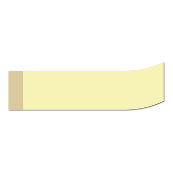 Sticky Notes - Yellow