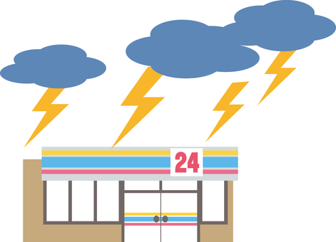 Convenience store (lightning)