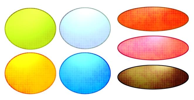Pop bubble plate