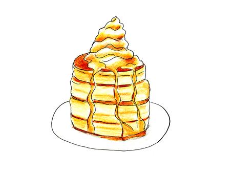 Hot cake -1