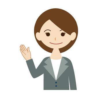 職業女性·OL形象