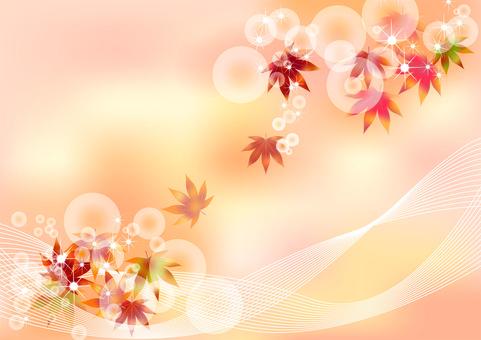 Autumn pattern Maple 11