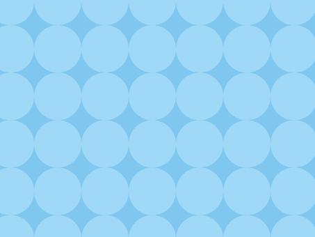 Texture Round Blue 1