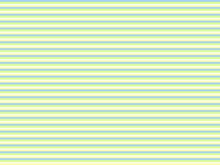 Yellowish greenish side stripe