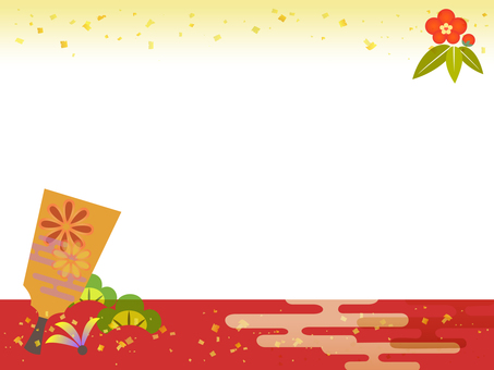 New Year background -2