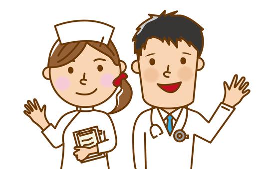 醫生/護士