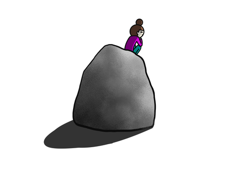 Rock mourning