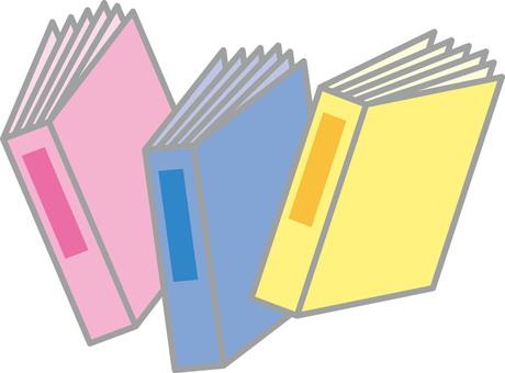Pocket File ☆ Clear File ☆ Booklet