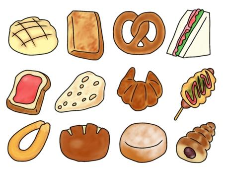 Bread (color)