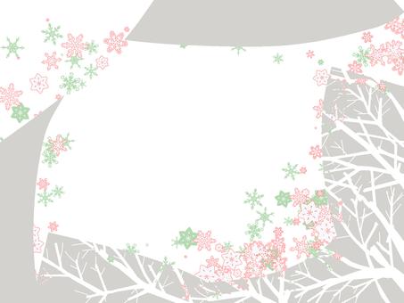 겨울 프레임 2