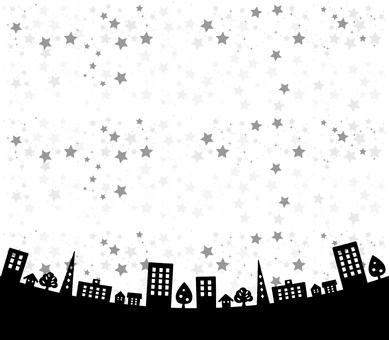 Winter sky 8