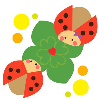 Ladybug and Yokuba