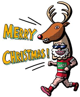Running Santa 2