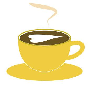 커피 아트 1