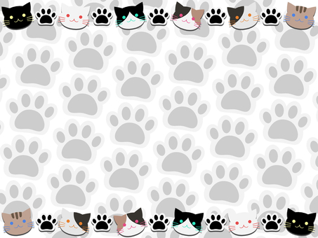 A lot of cats Background 2