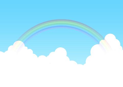 Blue sky 9