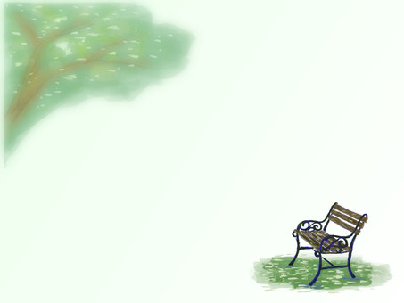 Shade bench