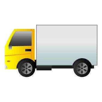 노란 트럭