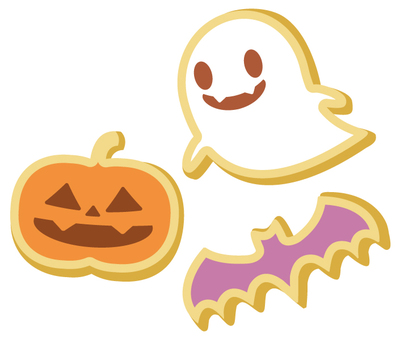Halloween cookie 6
