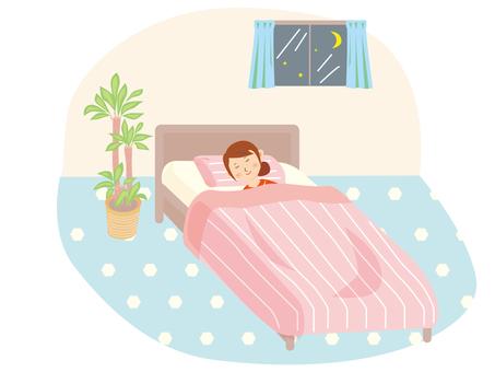 Bedroom _ female