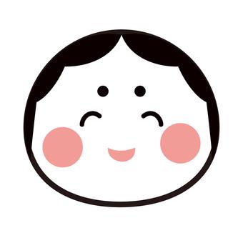 Otame Okami cute illustrations