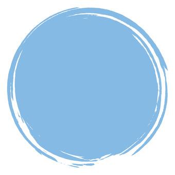 Pen e_ thin blue _v8