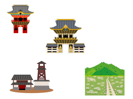 Tourist spots in Tochigi ①