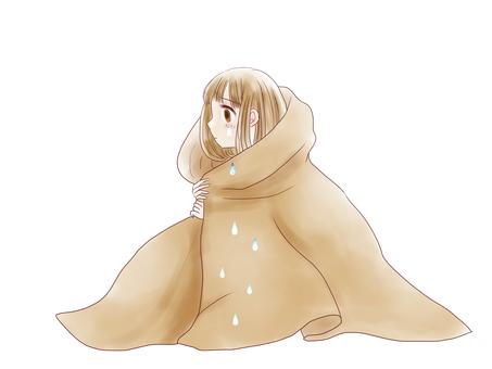 สาวผ้าห่ม