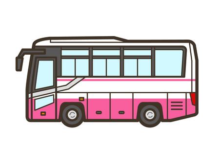 Sightseeing bus_Highway bus 5