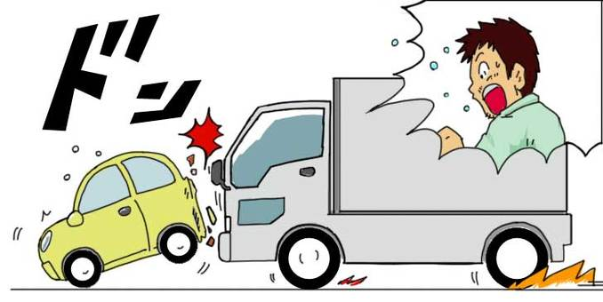 Track collision