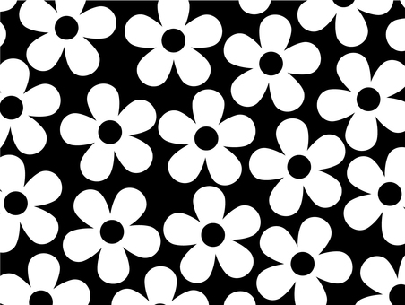 Simple floral pattern 01