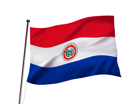 Paraguay flag image